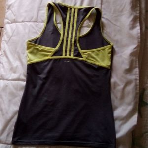 Adidas Climalite Athletic top Small